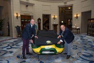 Още шест автомобила Lister Jaguar Knobbly за продан
