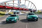 Alfa Romeo Giulia QV и Stelvio QV стават по-безопасни