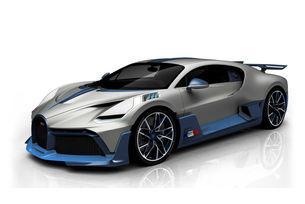 Bugatti: Всеки автомобил Divo ще бъде уникален