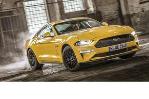Повече сили за стария Mustang