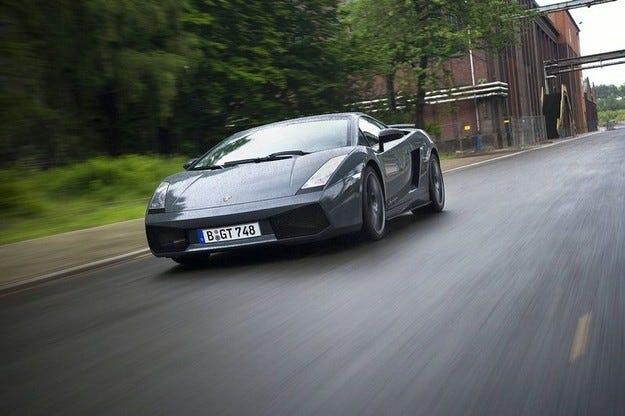 Edo Lamborghini Gallardo SLE