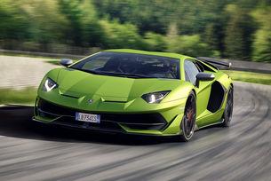 Чуйте звука на Lamborghini Aventador SVJ в 8D
