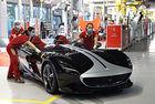 Ferrari: Кадри от рестарта на производството