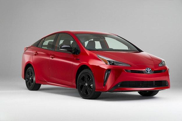 Toyota предлага на американците Prius 2020 Edition