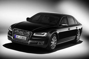 Audi A8 получи бронирана версия