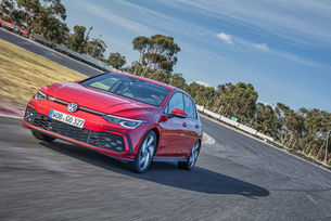 Volkswagen Golf GTI TCR няма да е много по-мощен
