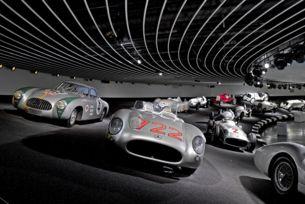 Музеят на Mercedez-Benz, както никога досега