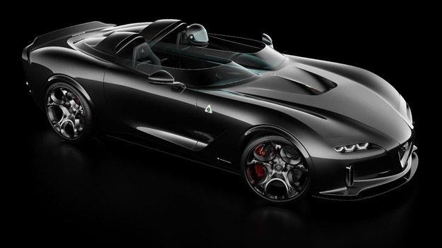 Alfa Romeo USD Barchetta