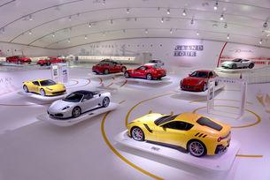 Откриха музеите на Ferrariв Модена и Маранело