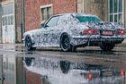 Mechatronik работи върху много специален Mercedes SLC 107