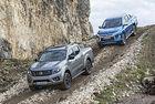 Mitsubishi L200 срещу Nissan Navara: Винаги готови