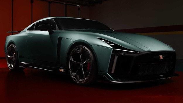 1 млн. евро за суперавтомобила на Nissan и Italdesign