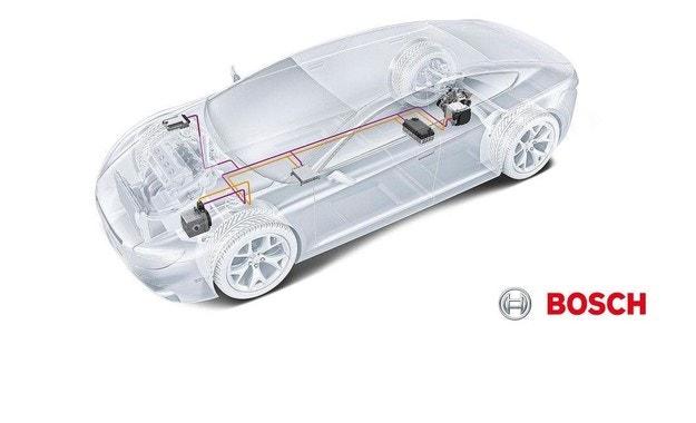 48-волтови системи на Bosch: Печелиш, когато спираш
