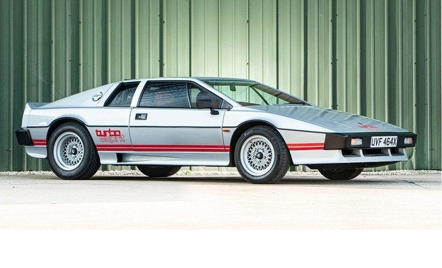 Esprit Turbo на основателя на Lotus Колин Чапман