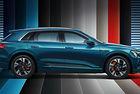 Китайският Audi e-tron се откроява с мощност и дизайн