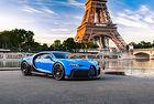 Bugatti Chiron pur Sport тръгна на европейско турне