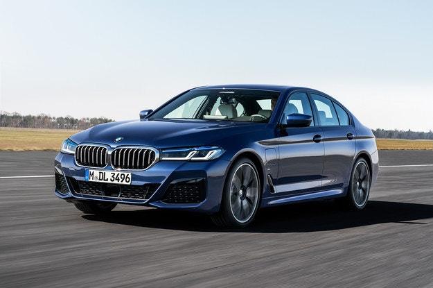 Обновеното BMW Серия 5 е променено отвсякъде