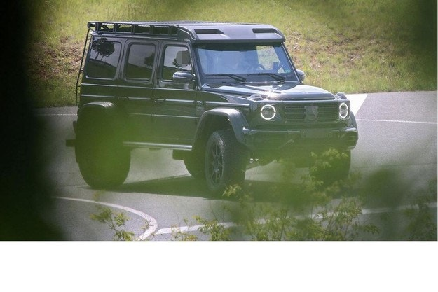 Mercedes-AMG G 63 4X4²
