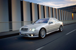 Mercedes-Benz CL 55 AMG F1 Limited Edition на 20 години