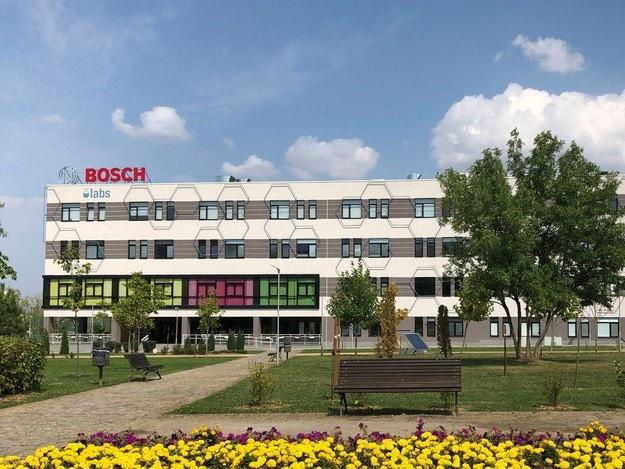 Eдна година Bosch Инженеринг Център София