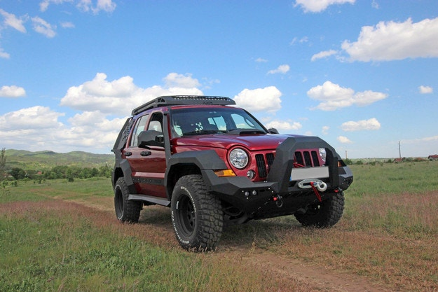 ELGON Jeep Cherokee
