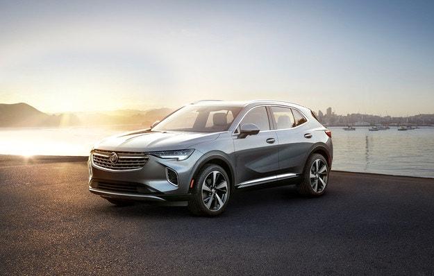 Новият Buick Envision запазва двулитровия турбо двигател