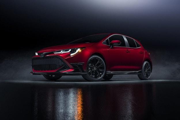 Подготвят Toyota Corolla Special Edition за US пазара