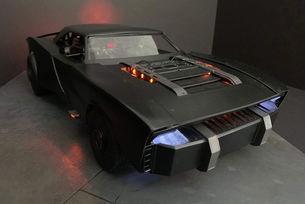 Появиха се нови снимки на Batmobile 2020