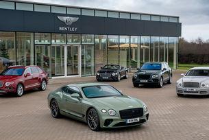 Bentley реши да намали една четвърт от служителите