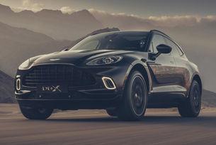 Aston Martin подготвя нови версии на кросоувъра DBX