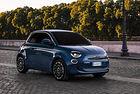 Fiat представи електрическата версия на 500