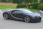Мистериозен прототип на Bugatti Chiron
