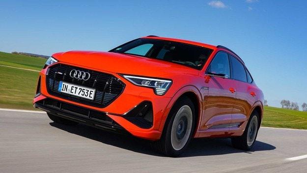 Audi e-tron Sportback