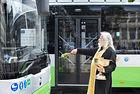 Осем нови автобуса YUTONG тръгват из Габрово