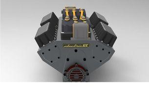 Заместващ двигател от Electric GT