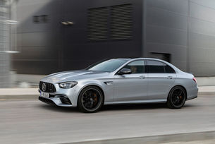 Mercedes представи обновения E 63 AMG