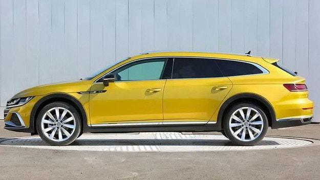 VW Arteon Shooting Brake