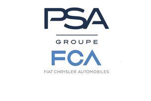 Сливането на PSA и FCA