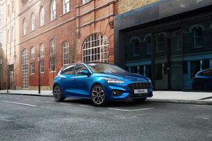 Хибридът Ford Focus излезе на европейския пазар