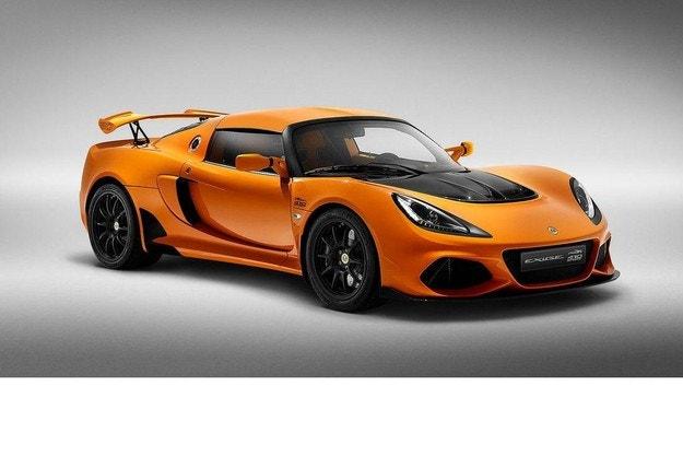 Lotus Exige Sport 410 20th Anniversary