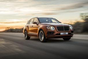 Представят новия Bentley Bentayga на 30 юни