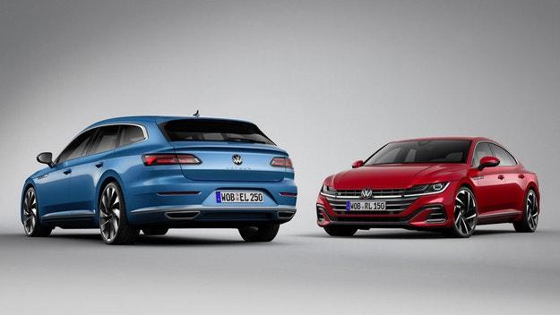 Volkswagen Arteon и Arteon Shooting Brake
