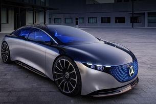 Mercedes-Benz и Nvidia обещават революционен автопилот
