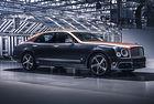 Последният Bentley Mulsanne излезе от конвейера