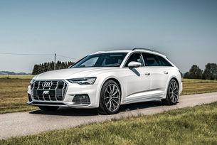 Представиха Audi A6 Allroad от ABT Sportsline