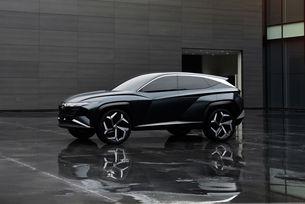 Сангюп Лий представя концепта Hyundai Vision T