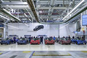 BMW i8 напуска сцената със стил