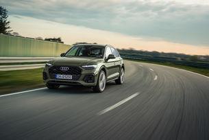 Обновиха компактния кросоувър Audi Q5