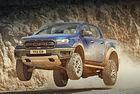 Новият Ford Ranger Raptor се отказва от дизела