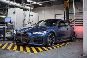 BMW: Множество премиери в завода в Динголфинг